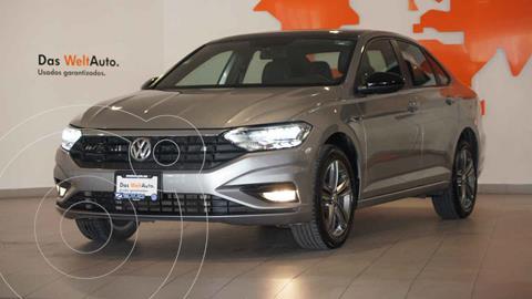 Volkswagen Jetta R-Line Tiptronic usado (2019) color Plata precio $399,000