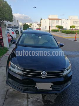 Volkswagen Jetta TDI (Diesel) usado (2015) color Negro precio $230,000