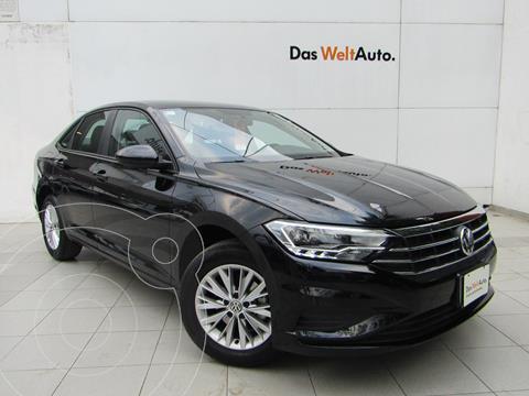 Volkswagen Jetta Comfortline Tiptronic usado (2020) color Negro precio $362,000