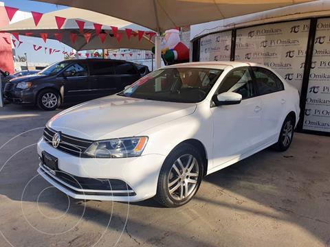 Volkswagen Jetta Trendline usado (2016) color Blanco precio $196,000