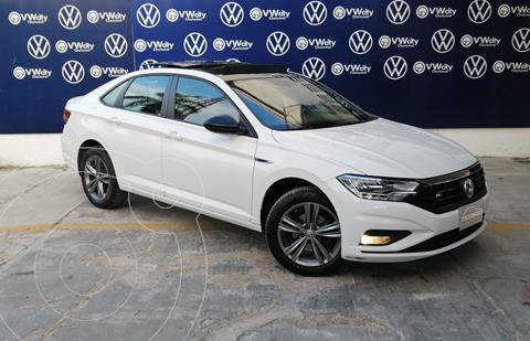Volkswagen Jetta R-Line Tiptronic usado (2019) color Blanco precio $340,000