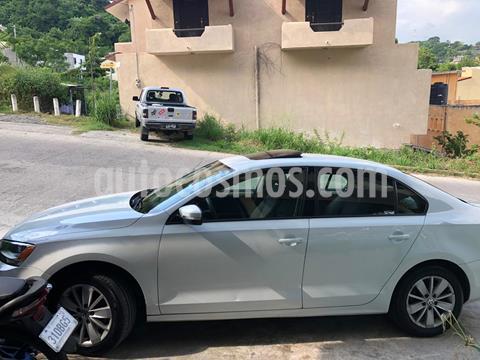 Volkswagen Jetta Trendline usado (2016) color Blanco precio $198,000