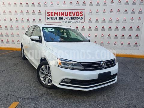 Volkswagen Jetta Comfortline Tiptronic usado (2017) color Blanco precio $198,000