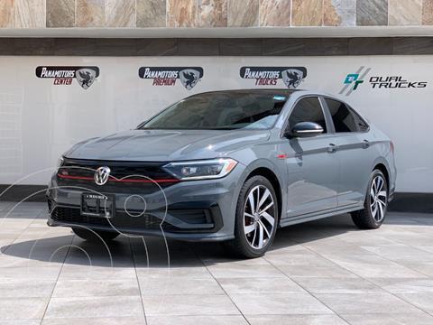 Volkswagen Jetta TDi DSG usado (2021) color Gris precio $565,000