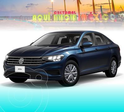 OfertaVolkswagen Jetta Trendline nuevo color Azul precio $334,356