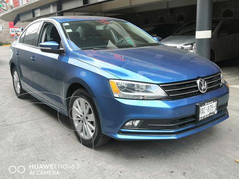 Volkswagen Jetta Comfortline usado (2016) color Azul precio $190,000