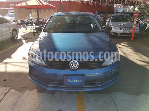 Volkswagen Jetta 2.0 usado (2017) color Azul precio $211,000