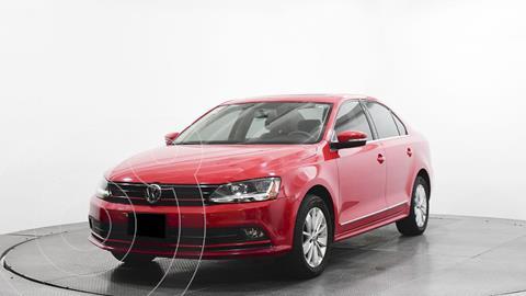 Volkswagen Jetta Comfortline usado (2018) color Rojo precio $269,900