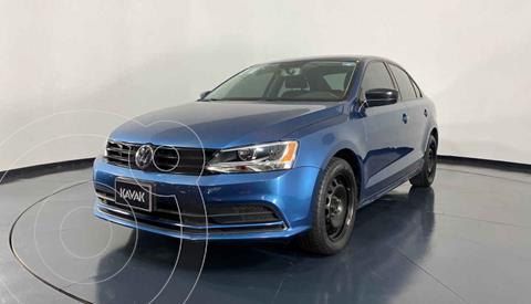 Volkswagen Jetta Comfortline usado (2016) color Azul precio $189,999