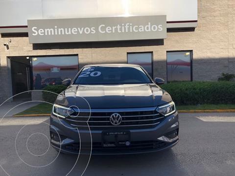 Volkswagen Jetta Highline usado (2020) color Gris Oscuro precio $439,000