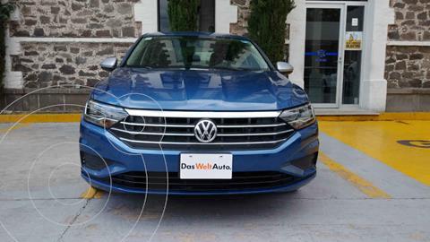 Volkswagen Jetta Wolfsburg Edition usado (2020) color Azul precio $366,000