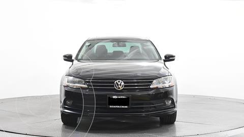 Volkswagen Jetta Sportline Tiptronic usado (2018) color Negro precio $275,935