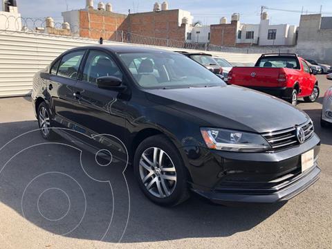 Volkswagen Jetta Trendline Tiptronic usado (2018) color Negro precio $274,900