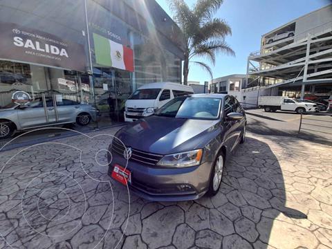 foto Volkswagen Jetta Sportline Tiptronic usado (2016) color Gris precio $215,000