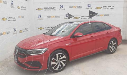 Volkswagen Jetta GLi Aut usado (2019) color Rojo precio $395,000