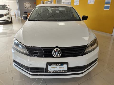 Volkswagen Jetta 2.0 Tiptronic usado (2018) color Blanco precio $238,900