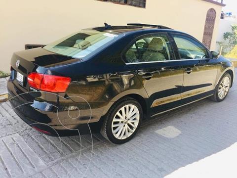 Volkswagen Jetta Sport Tiptronic usado (2012) color Negro precio $134,000