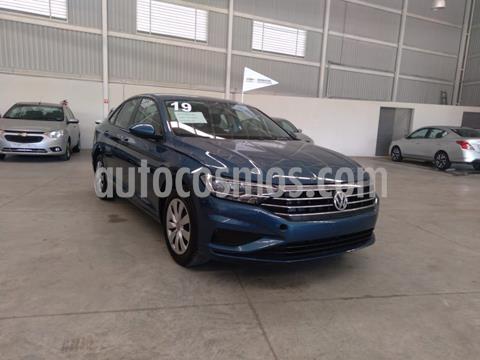 Volkswagen Jetta Europa 2.0 Aut Seguridad usado (2019) color Azul precio $238,000