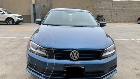 Volkswagen Jetta 2.0L Trendline usado (2016) color Azul precio u$s12,700