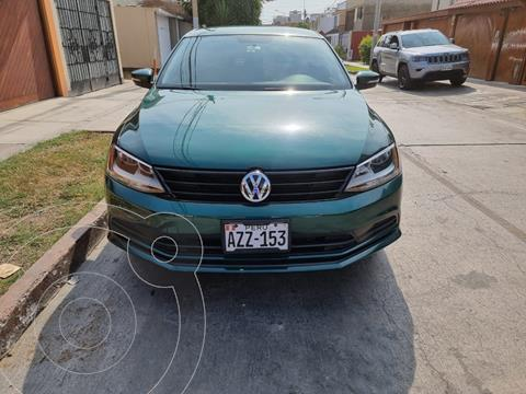 Volkswagen Jetta 2.0L Trendline Aut usado (2017) color Verde precio u$s13,500
