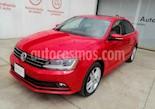Foto venta Auto usado Volkswagen Jetta Sportline 1.8 T (2018) color Rojo precio $322,000