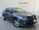 Foto venta Auto usado Volkswagen Jetta Sportline color Azul precio $215,000
