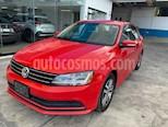 Foto venta Auto usado Volkswagen Jetta Trendline Tiptronic (2017) color Rojo precio $187,900