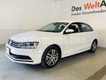 Foto venta Auto usado Volkswagen Jetta Trendline (2018) color Blanco precio $230,000