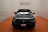 Foto venta Auto usado Volkswagen Jetta Trendline (2018) color Gris Platino precio $243,643