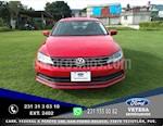 Foto venta Auto usado Volkswagen Jetta Trendline (2018) color Rojo Tornado precio $235,000