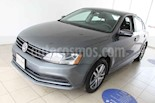 Foto venta Auto usado Volkswagen Jetta Trendline (2018) color Gris precio $245,000