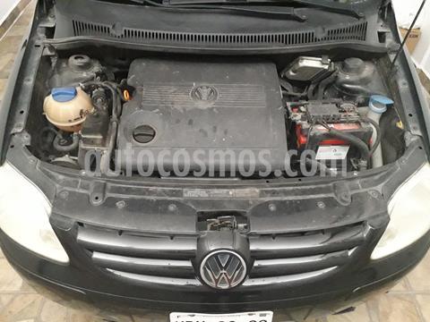 Volkswagen Lupo 3P Comfortline usado (2008) color Negro precio $45,000