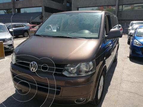 Volkswagen Multivan HIGHLINE 130HP 5L MT usado (2012) color Marron precio $485,000