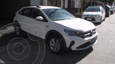Volkswagen Nivus Comfortline 200 TSi usado (2021) color Blanco precio $3.899.900