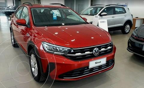 Volkswagen Nivus Comfortline 200 TSi nuevo color Rojo Sunset precio $2.655.900