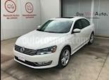 Foto venta Auto usado Volkswagen Passat 2.8L V6 (2016) color Blanco precio $220,000