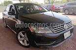 Foto venta Auto usado Volkswagen Passat 4p Sportline L5/2.5 Aut (2014) color Negro precio $165,000