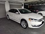 Foto venta Auto usado Volkswagen Passat 4p VR6 V6/3.6 Aut (2014) color Blanco precio $199,000