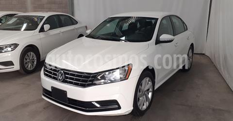 Volkswagen Passat Tiptronic Comfortline usado (2018) color Blanco precio $249,900