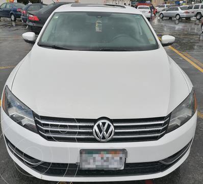 Volkswagen Passat Tiptronic Sportline  usado (2013) color Blanco precio $171,000