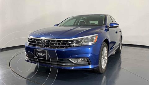 Volkswagen Passat Tiptronic Highline usado (2016) color Azul precio $284,999