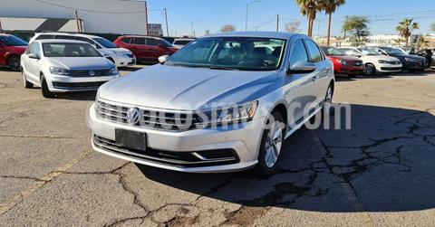 Volkswagen Passat Tiptronic Sportline usado (2018) color Plata Dorado precio $269,900