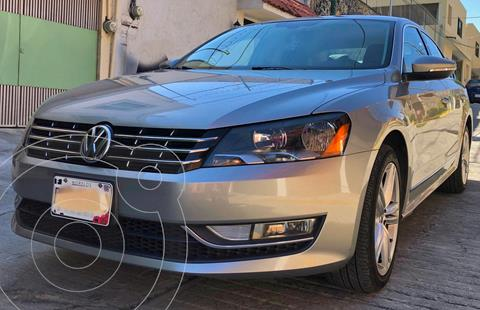 Volkswagen Passat 3.6L V6 FSI usado (2012) color Gris precio $159,900