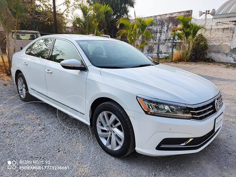 Volkswagen Passat Tiptronic Sportline usado (2018) color Blanco Candy precio $284,900