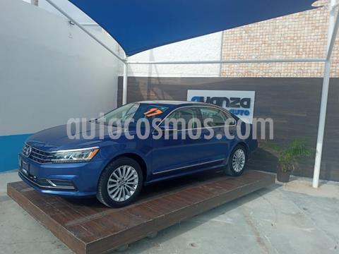 Volkswagen Passat Tiptronic Sportline usado (2017) color Azul precio $272,000