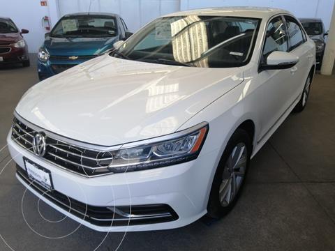 Volkswagen Passat Tiptronic Sportline usado (2018) color Blanco precio $259,000