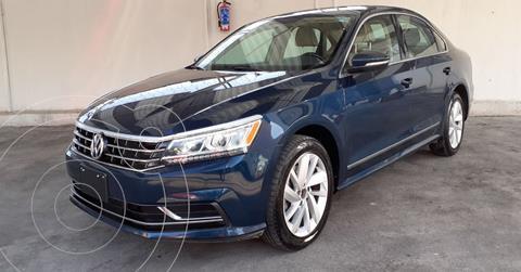 Volkswagen Passat Tiptronic Sportline usado (2018) color Azul precio $242,000