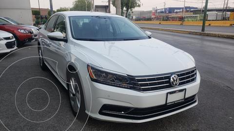 Volkswagen Passat Tiptronic Sportline usado (2018) color Blanco Candy precio $269,000