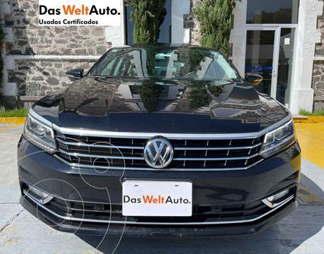 Volkswagen Passat Tiptronic Highline usado (2017) color Negro precio $277,900