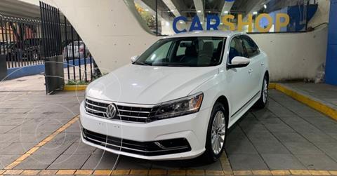 Volkswagen Passat Tiptronic Sportline usado (2017) color Blanco precio $189,900